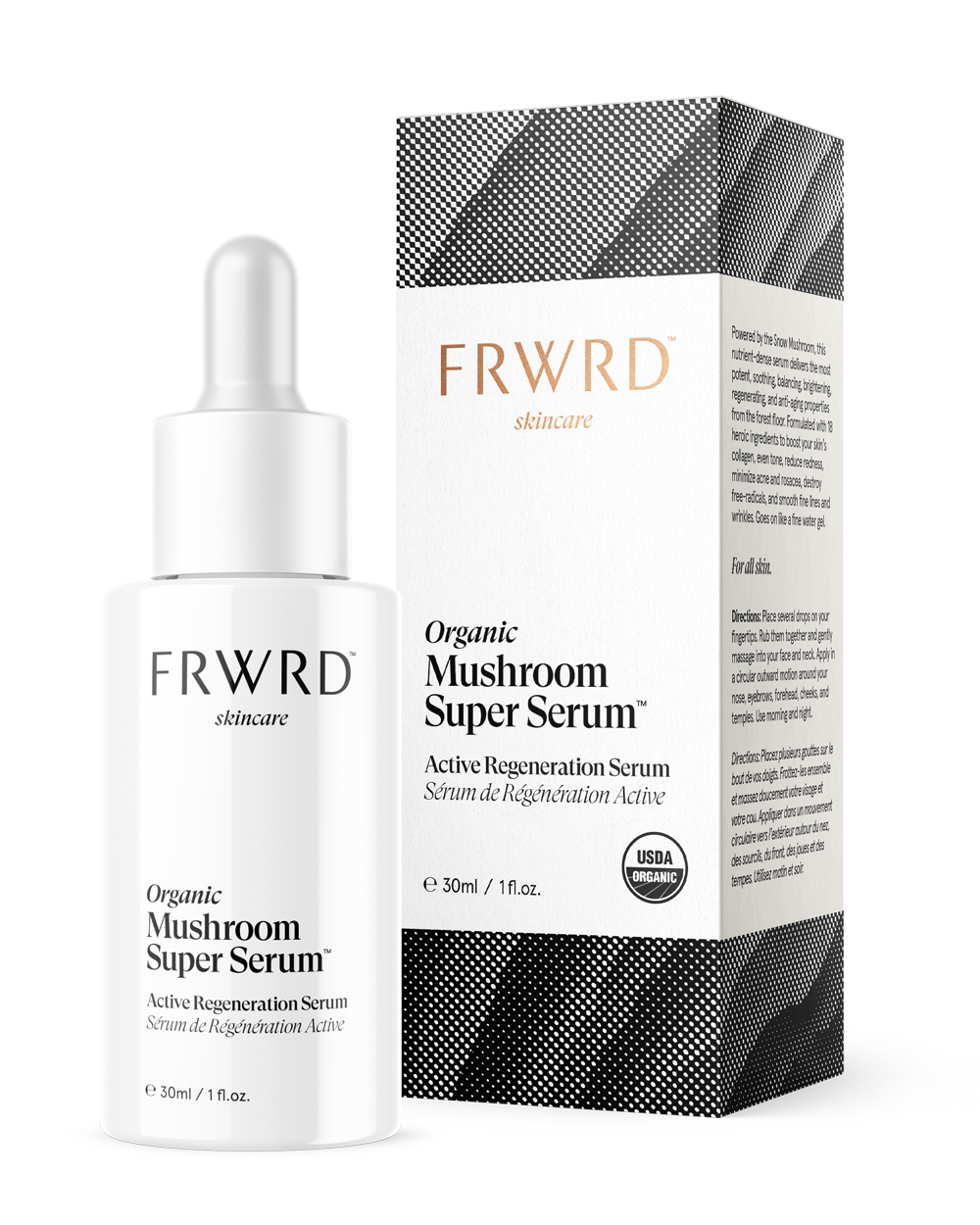 Organic Mushroom Super Serum