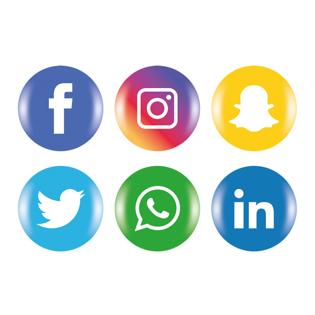 Get exposure across all social platforms and even via email